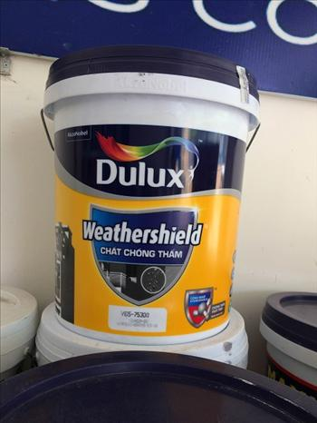 Dulux Weathershield - Chất chống thấm Y65 - 20kg